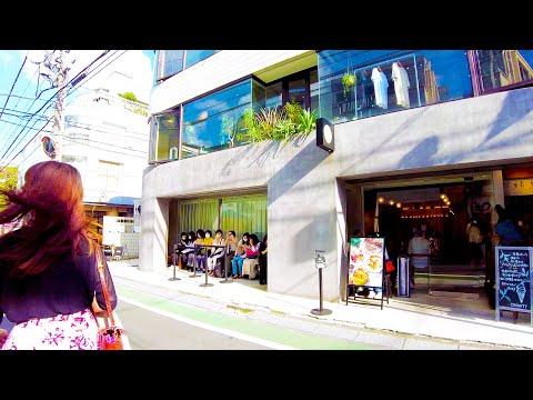 [Omotesando Walk in Tokyo] Elegant City (4K ASMR nonstop 1 jam 13 menit)
