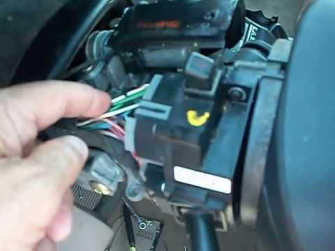 Ford explorer turn signal problem got fixed - YouTube