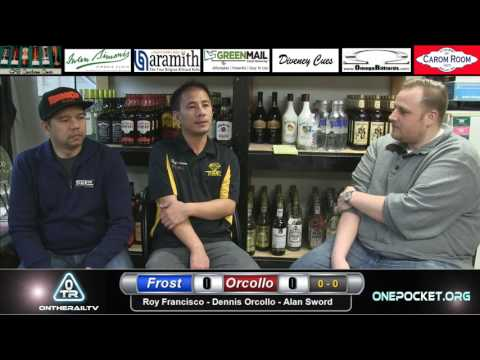 Dennis Orcollo Interview - $200,000 One Pocket Match
