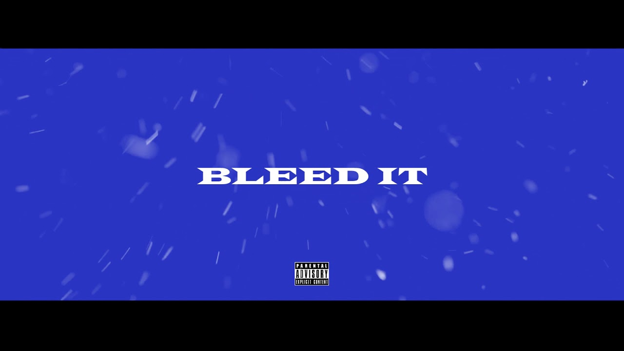 CLEAN Blueface - Bleed It