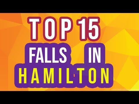 TOP 15 FALLS In HAMILTON, Ontario - Must Visit