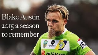 Blake Austin -  2015 A Season To Remember