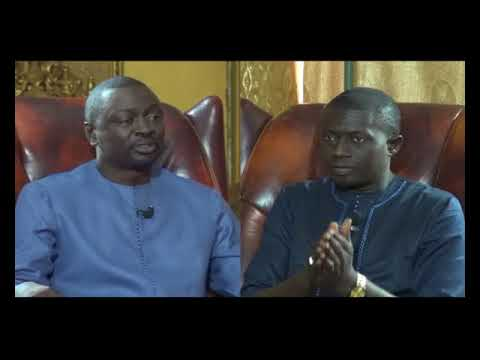 DISSO AVEC SIDY DIAGNE PDG GROUPE EXCAF