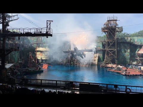 Waterworld - Universal Studios Singapore