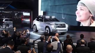 Mitsubishi ASX и L200 на Женевском автосалоне 2019