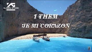 Legion x Christian  MI CORAZON (Lyrics)