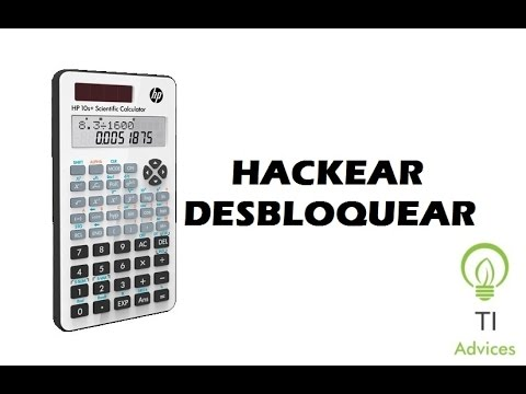 How to replace battery in calculator HP10s / Růžovka.cz