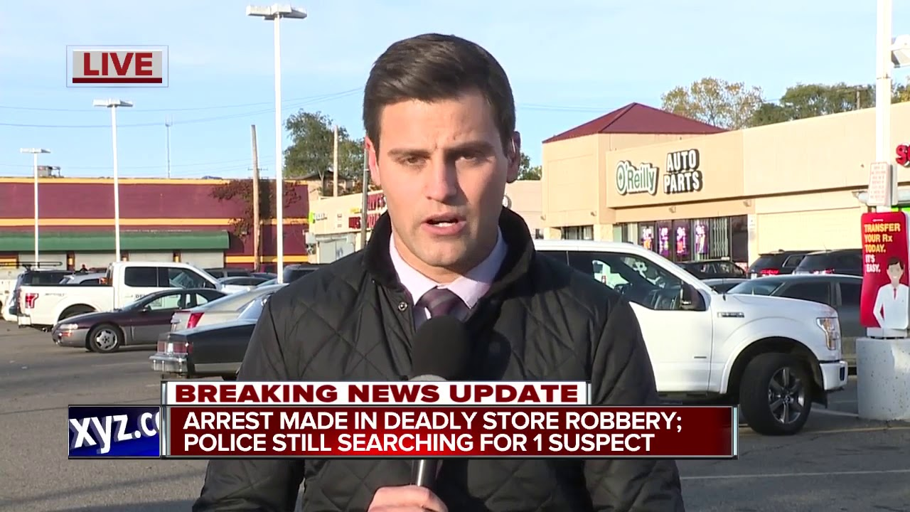 Arrest Made In Connection To Murder Of Detroit Auto Parts Store