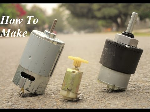 3 Best Toy From DC Motor - Compilation