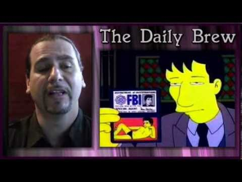 THE DAILY BREW #40 (8/5/2013) Coffee & The Morning Headlines #PTN
