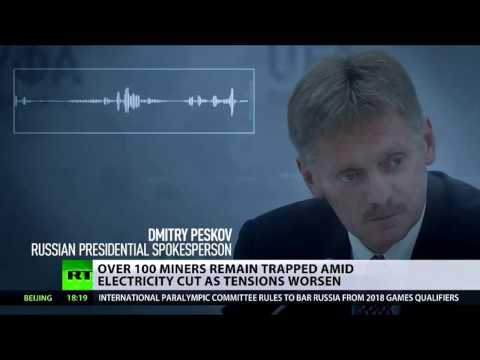 Ukrainian paramilitary supported by army attacked rebels in East - Peskov, citing Kremlin data