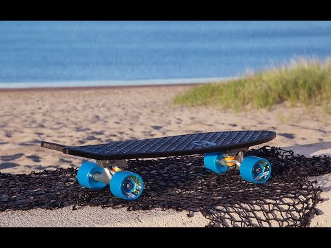 Bureo - Recycled Fishnet Skateboards