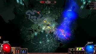 Lets Play: Path of Exile Beta - 02 Lethal Crabs