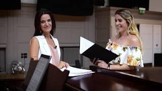 Lucie Jones and Lauren Samuels - Seize The Moment from Girlfriends