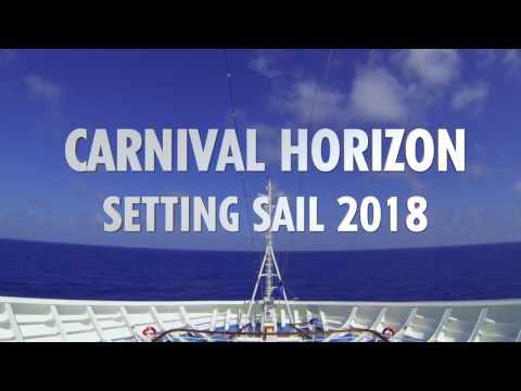 Carnival Horizon Intro