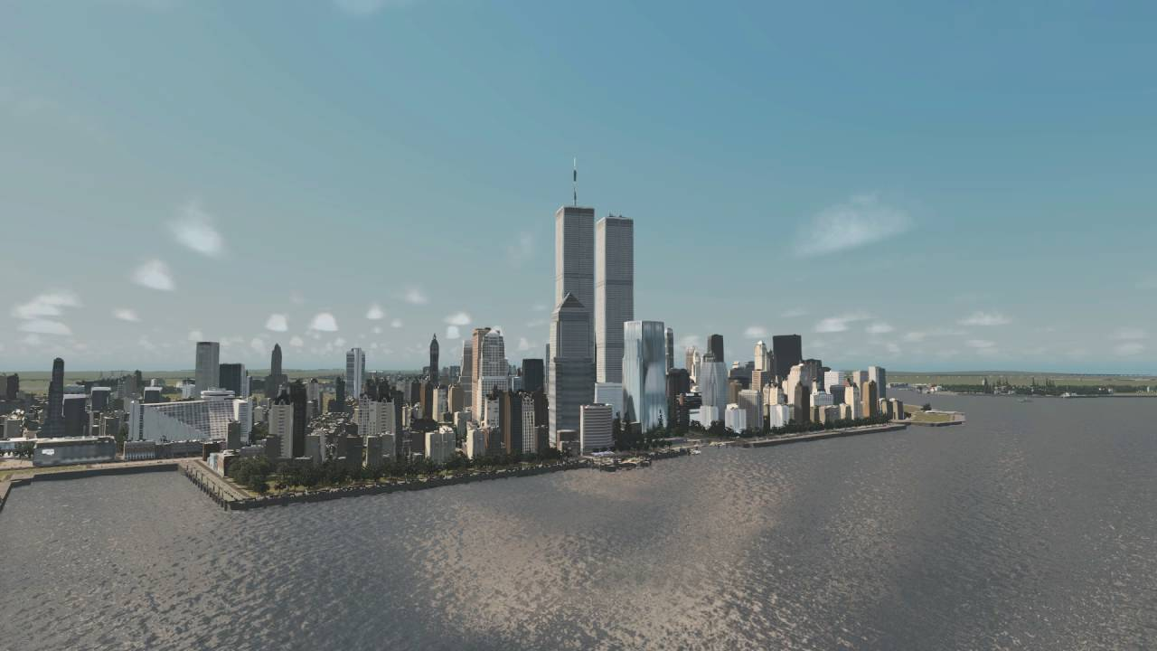 Cities Skylines   New York City   YouTube