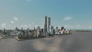 Cities Skylines - New York City