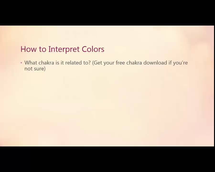 What Does it Mean When I See Colors When I Meditate? - Spiritual