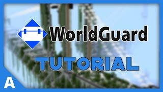 WorldGuard Plugin Tutorial 1.7.5 [Deutsch]