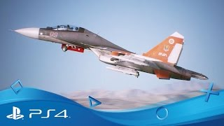 Ace Combat 7: Skies Unknown | Extended Trailer | PS4