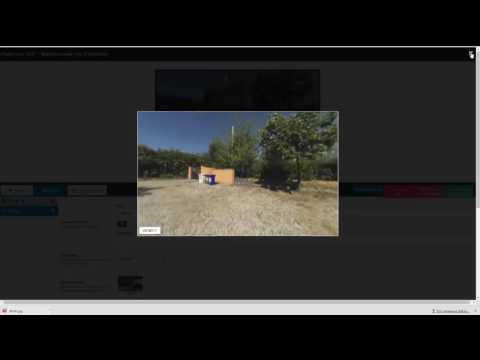 iPanorama 360 ° - jQuery Виртуальный тур с Разработчиком