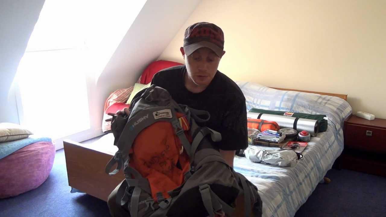 Exceptionnel Comment faire son sac à dos de voyage - YouTube AX52