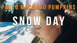 Paulo Machado Pumpkins - Snow Day