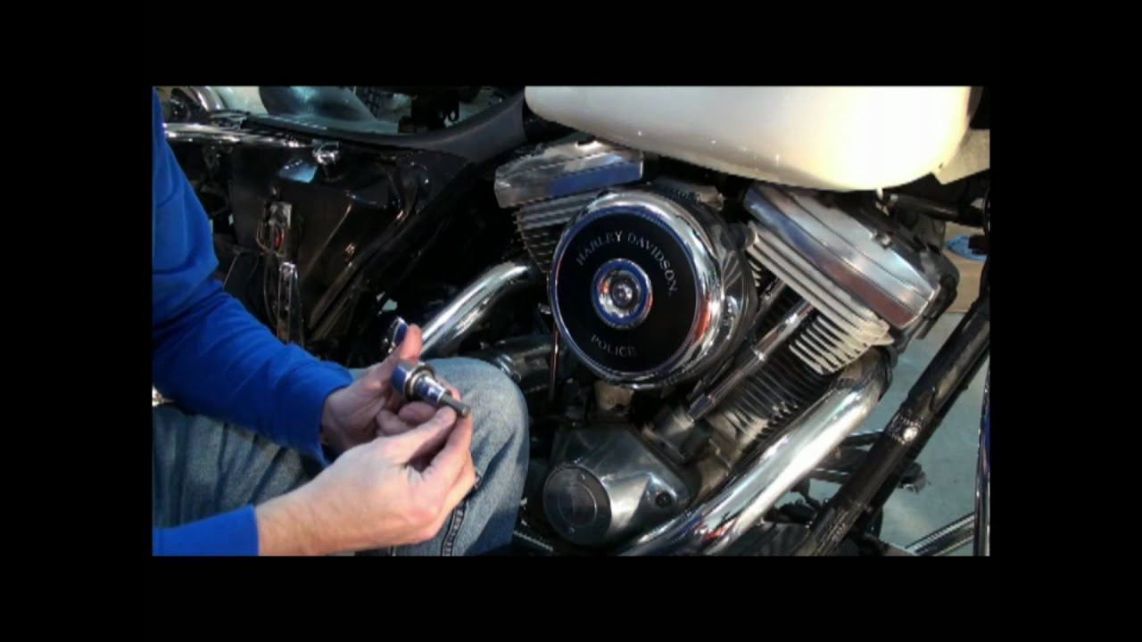 motorcycle how to change an air filter harley davidson [ 1280 x 720 Pixel ]