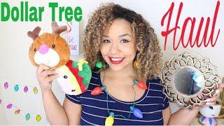 DOLLAR TREE NOVEMBER HAUL |  NEW FINDS Christmas Decor, New Mirrors and Impress Nails