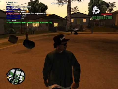 Comptons Most Wanted-Hood Took Me Under(GTA SA version)