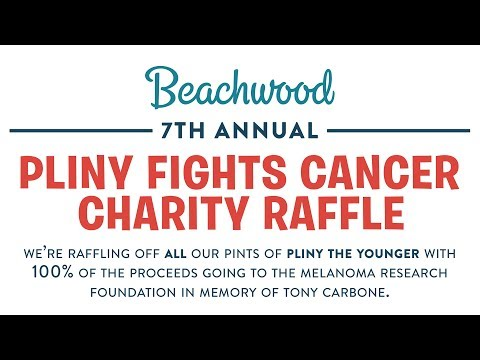 7th Annual Pliny Fights Cancer Charity Raffle