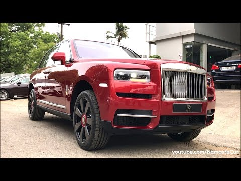 Rolls-Royce Cullinan 2019 | Real-life review