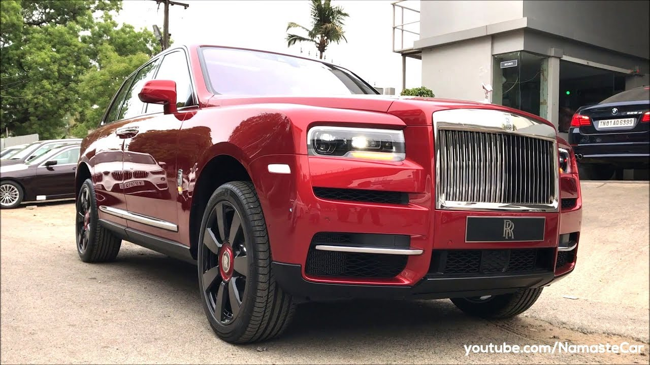 Rolls Royce Cullinan 2019 Real Life Review Youtube