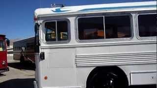 2000 Blue Bird Bus Sales Dealer Las Vegas Bus Sales B91696