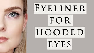 Hooded Eyes Eyeliner D๐s & Don'ts! Perfect Technique
