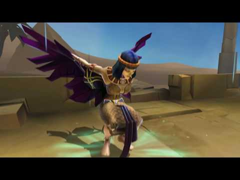 Iron Maiden: Legacy of the Beast - Pay Tribute to Goddess Aset