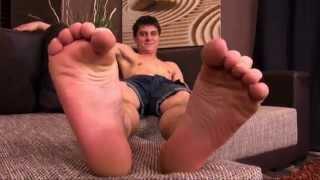 Radek Filipec Feet 2