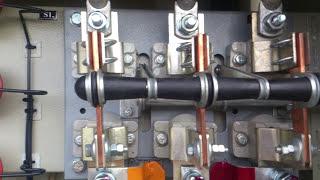 Электрика.КТП обзор щита РУ-0,4кВ.