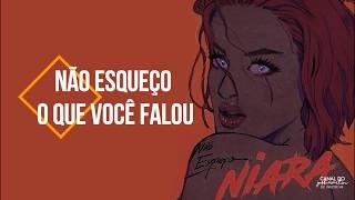 Baixar Niara - Não Esqueço feat. Pabllo Vittar (LETRA)