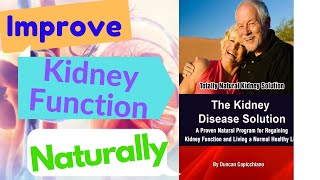 The Chronic Kidney Disease review - Natural treat kidney