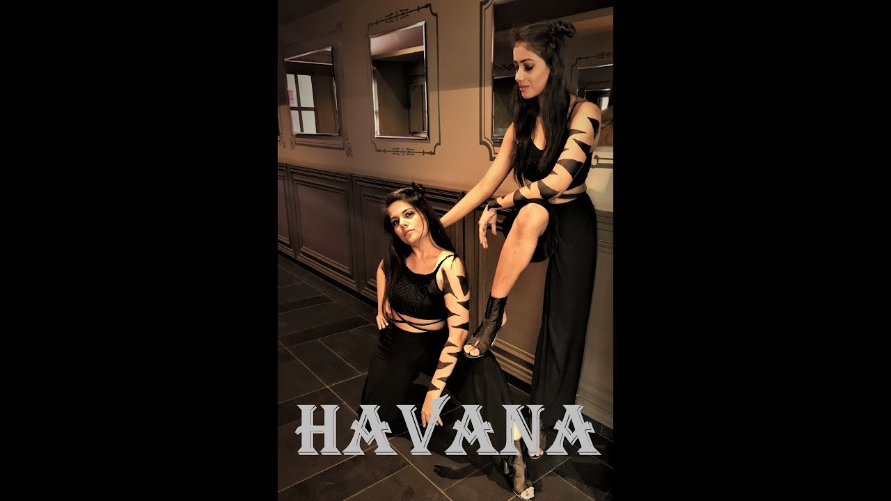How To Dance Camila Cabello Havana Ft Young Thug Heels Dance Choreography By Srushti Shah