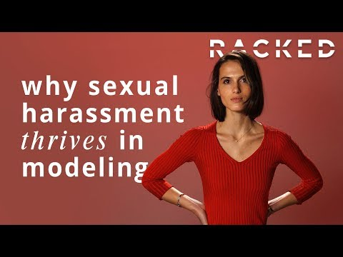Why Sexual Harassment May Never Leave the Modeling World | Model Citizen | Racked