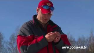 Спортивная ловля окуня на мормышку..mp4