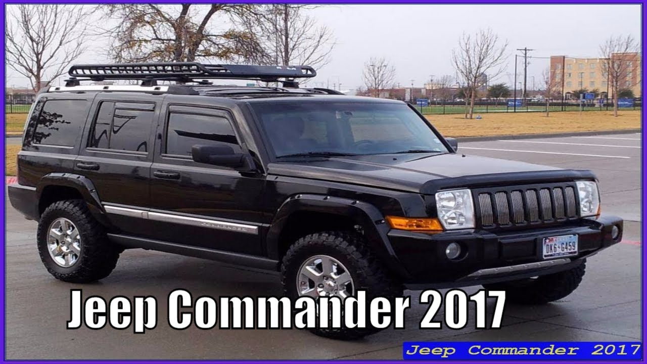 jeep commander 2017 limited review interior exterior youtube. Black Bedroom Furniture Sets. Home Design Ideas