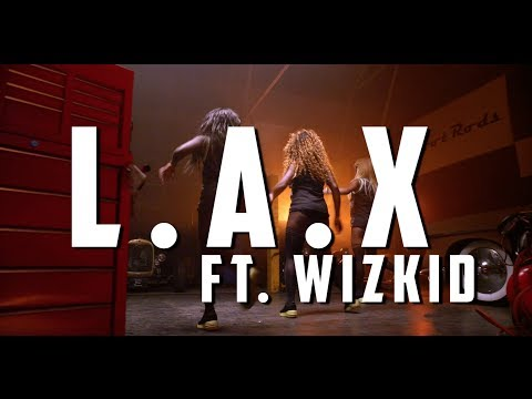 L.A.X - Ginger Ft. WizKid (Official Video)
