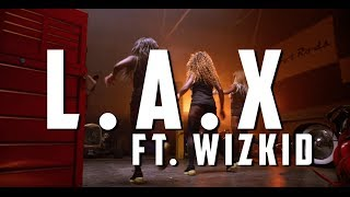 Download L.A.X - Ginger Ft. WizKid (Official Video)