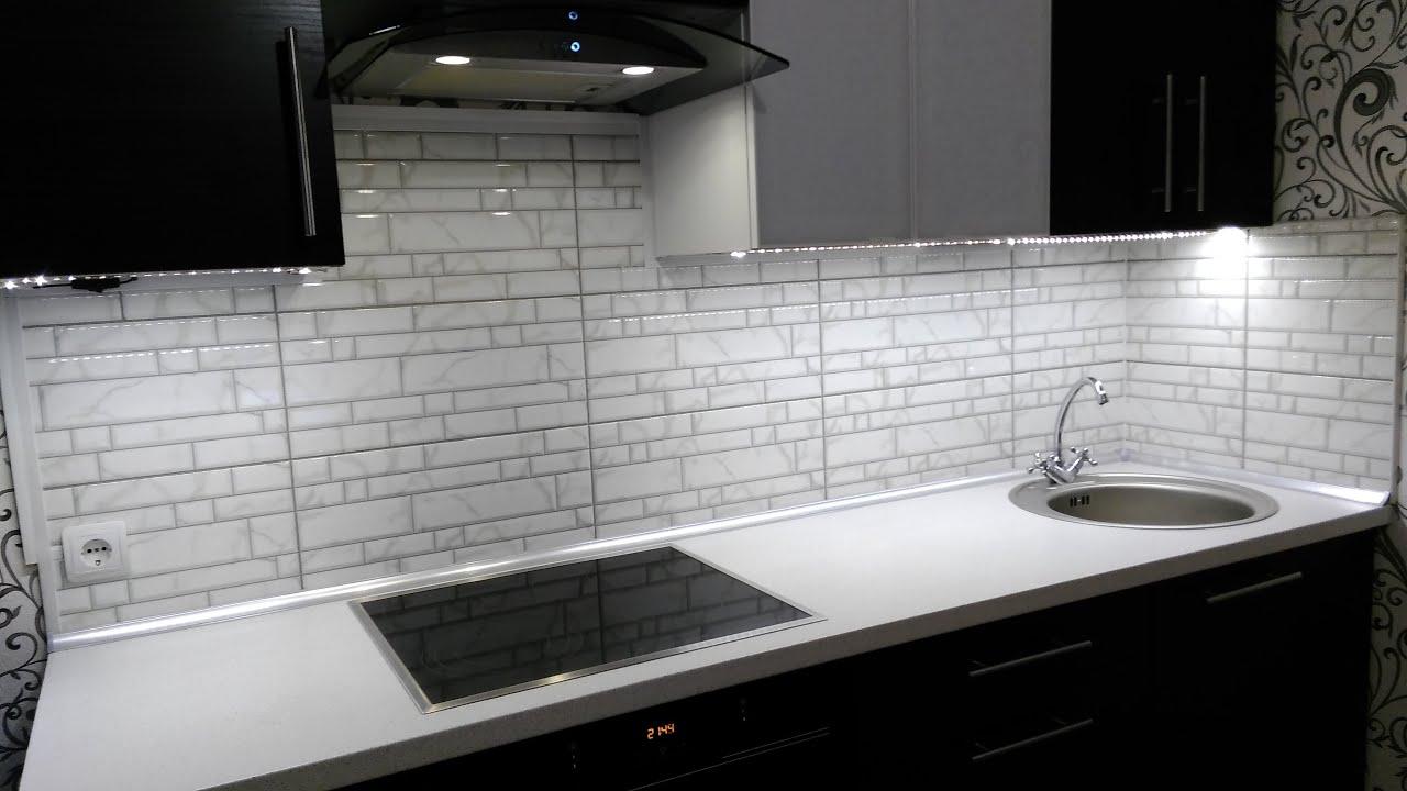 Красно-черная кухня (51 фото как сделать интерьер)