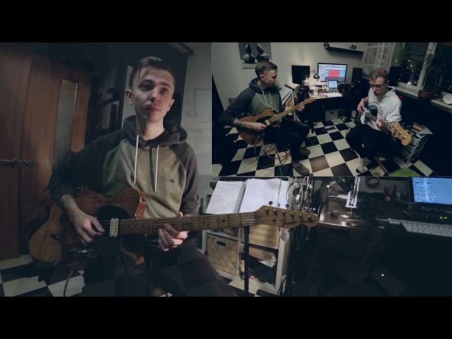 Виталий Маргелов  - Californication - (Уроки гитары СЗАО, Строгино, Щукинская, Мякинино)