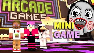 ч.05 Minecraft Party Games - Мастер класс