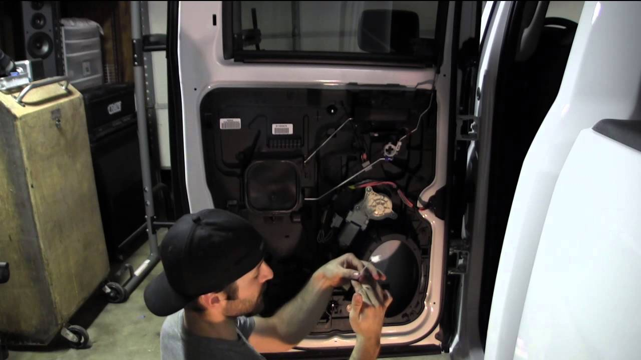 maxresdefault ram 1500 rear door speaker swap youtube  at reclaimingppi.co